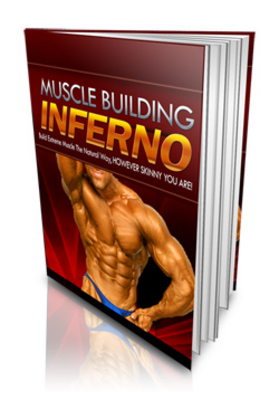 Product picture Muscle Building Inferno with Private Label Rights